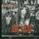 AC-DC CD  - Rock N Roll Will Never Die