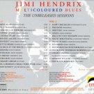 Jimi Hendrix CD - Multicoloured Blues - The Unreleased Sessions