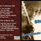 Jimi Hendrix CD - 1969 Studio - Vol. 1