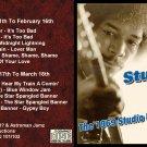 Jimi Hendrix CD - 1969 Studio - Vol. 1