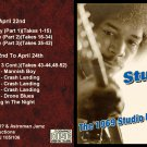 Jimi Hendrix CD - 1969 Studio - Vol. 3