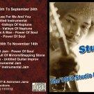Jimi Hendrix CD - 1969 Studio - Vol. 6