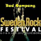 Bad Company CD - Sweden Rock 2012