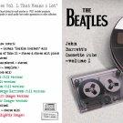 Beatles CD - Barrett Cassette Dubs Vol. 1 That means a lot