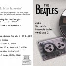 Beatles CD - Barrett Cassette Dubs Vol. 2 Los Paranoias