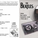 Beatles CD - Barrett Cassette Dubs Vol. 6 Abbey Road Video show