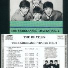 Beatles CD - UNRELEASED TRACKS - VOL. 2