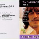 Beatles CD - Let It Be Rehearsals Vol 3 All Things Must Pass Part 2 Acoustic Set