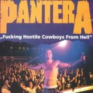 Pantera CD - Fucking Hostile Cowboys From Hell