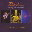 Rush CD - Farewell To Frankfult