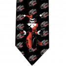 Harley Quinn Tie - model 4 - Batman Villains