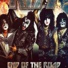 Kiss Poster made on vinyl - Argentina 2020 Concert