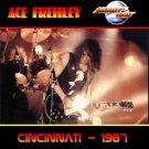 Ace Frehley CD - CINCINNATI 1987 - Kiss