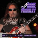 Ace Frehley CD - ST LOUIS 2008 - Kiss