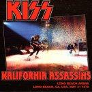 Kiss CD - Kalifornia Assassins