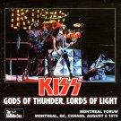 Kiss CD - Gods Of Thunder