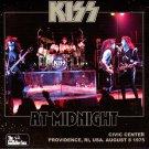 Kiss CD - At Midnight