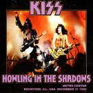 Kiss CD - Howling In The Shadows