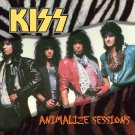 Kiss CD - Animalize Sessions