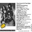 Kiss CD - FANCY FAIR DEMOS