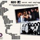 Kiss CD - MTV Uncut And Unplugged - 3 CDs Set