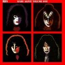 Kiss CD - Rare Alive Vol 1
