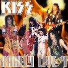 Kiss CD - Rare Alive Vol 4