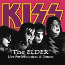 Kiss CD - The Elder Live and Demos