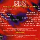 Kiss CD - THERES NOTHING BETTER