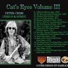 Peter Criss CD - Cats Eyes Volume 3 - Kiss