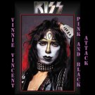 Vinnie Vincent CD - Pink and black attack 1999 - Kiss