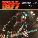 KISS CD - AMSTERDAM 1976