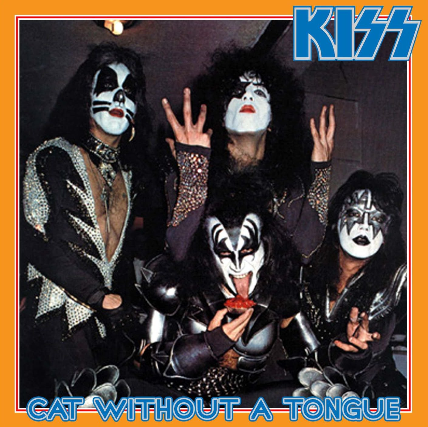 KISS CD - Johnson City 1977