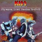 KISS CD -  LUND SWEDEN 1976