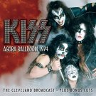 KISS CD - 1974-04-01 Cleveland Ohio