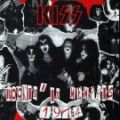 KISS CD - 1974-04-18 Memphis