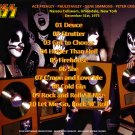 KISS CD - 1975-12-31 Uniondale (Hotter Than Uniondale)
