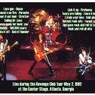 KISS CD - ATLANTA 1992