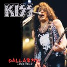 KISS CD - City Limits Dallas 1992