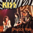 KISS CD - Ipswich UK 1984