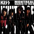 KISS CD - Montreal 1984