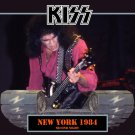 KISS CD - Radio City 3-10-1984