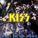 KISS CD - THE RITZ 1988