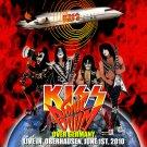 KISS CD - OBERHAUSEN 2008