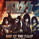 KISS CD - The Forum, Inglewood, CA, 2019 -02-16