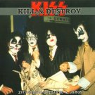 KISS CD - Kill and Destroy