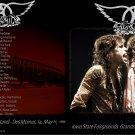 Aerosmith CD - Des Moines 1986