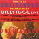 Billy Idol CD - Asbury Park 2003