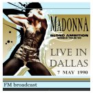 Madonna CD - Dallas 1990