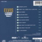 Elvis Presley CD - A Legendary Performer Vol. 2